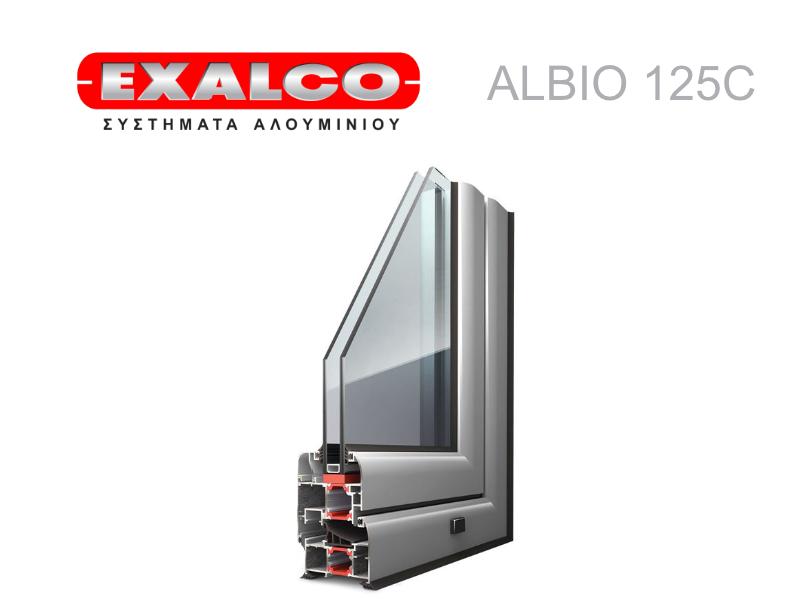 Σύστημα κουφωμάτων αλουμινίου για ανοιγόμενα κουφώματα όπως πόρτες και παράθυρα. Μπορεί να πάρει διαφορετικά προφίλ αναφορικά με την εμφάνιση και έχει θερμομονωτικές και ηχομονωτικές ιδιότητες.