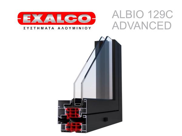 Ενεργειακό σύστημα για ανοιγόμενα κουφώματα αλουμινίου. Χρησιμοποιείται σε πόρτες και παράθυρα και εμφανίζει υψηλή θερμομόνωση και μοντέρνο design.